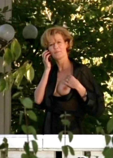 Susanne von borzody nackt