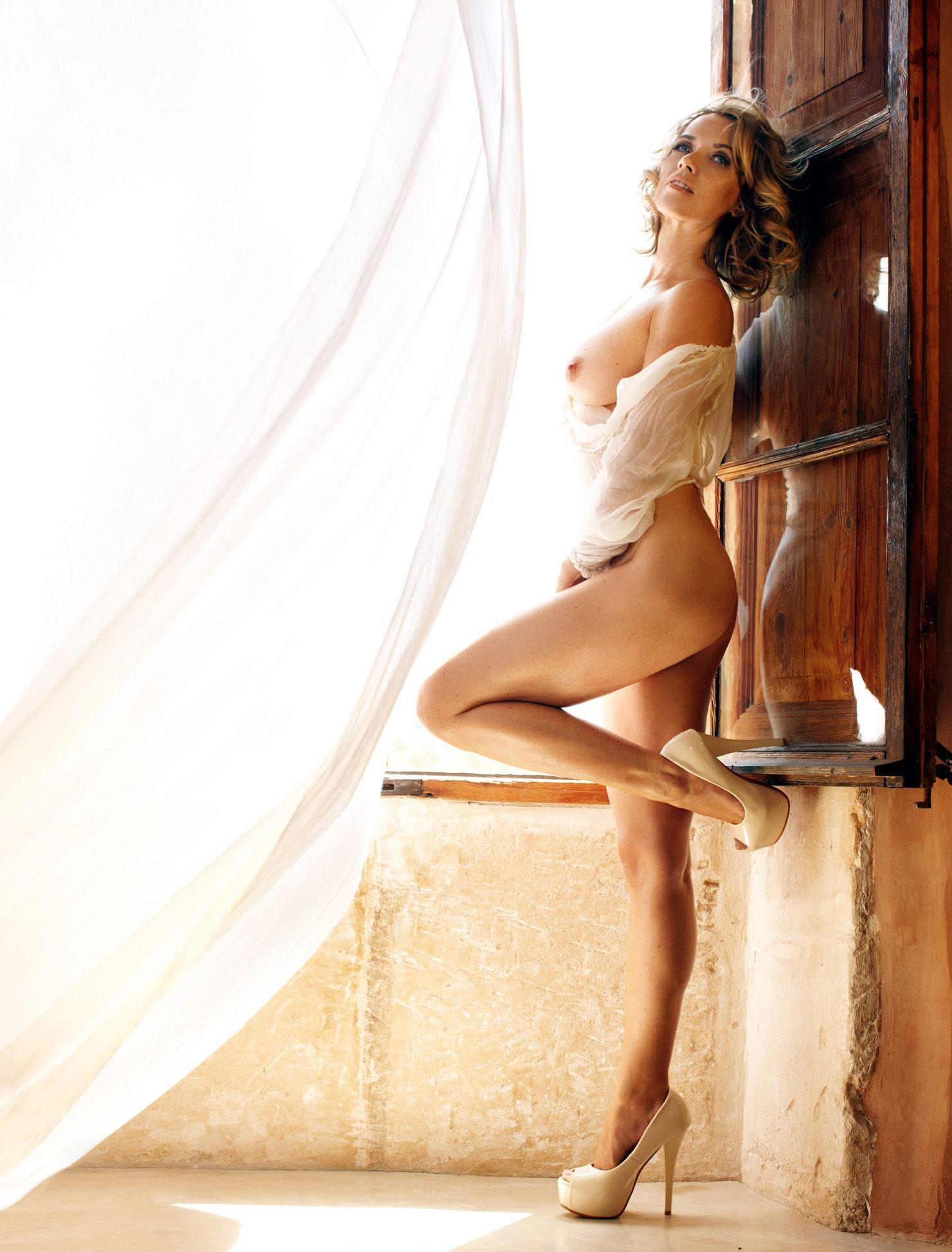 Tina Ruland Nackt. Foto - 13