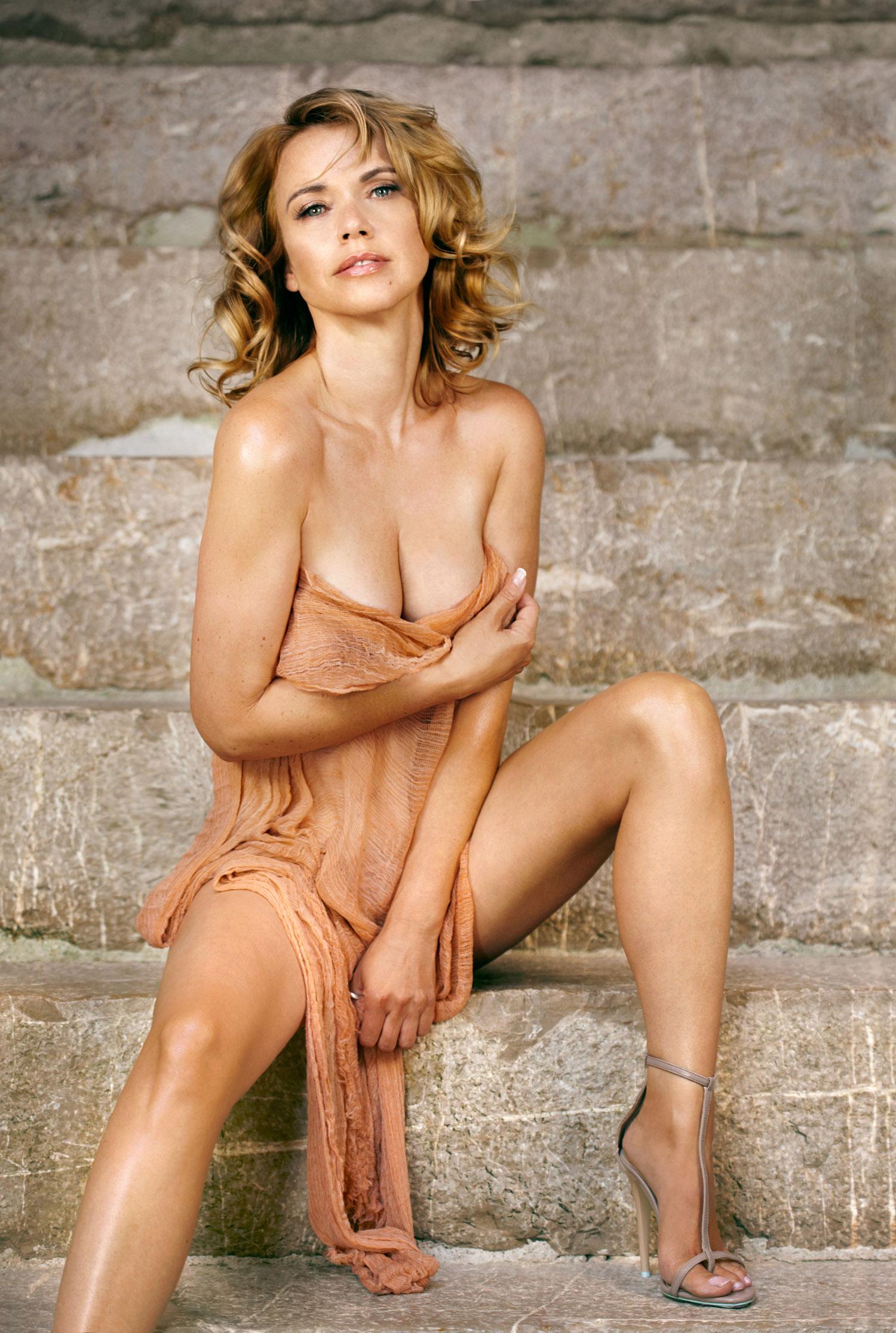 Tina Ruland Nackt. Foto - 25