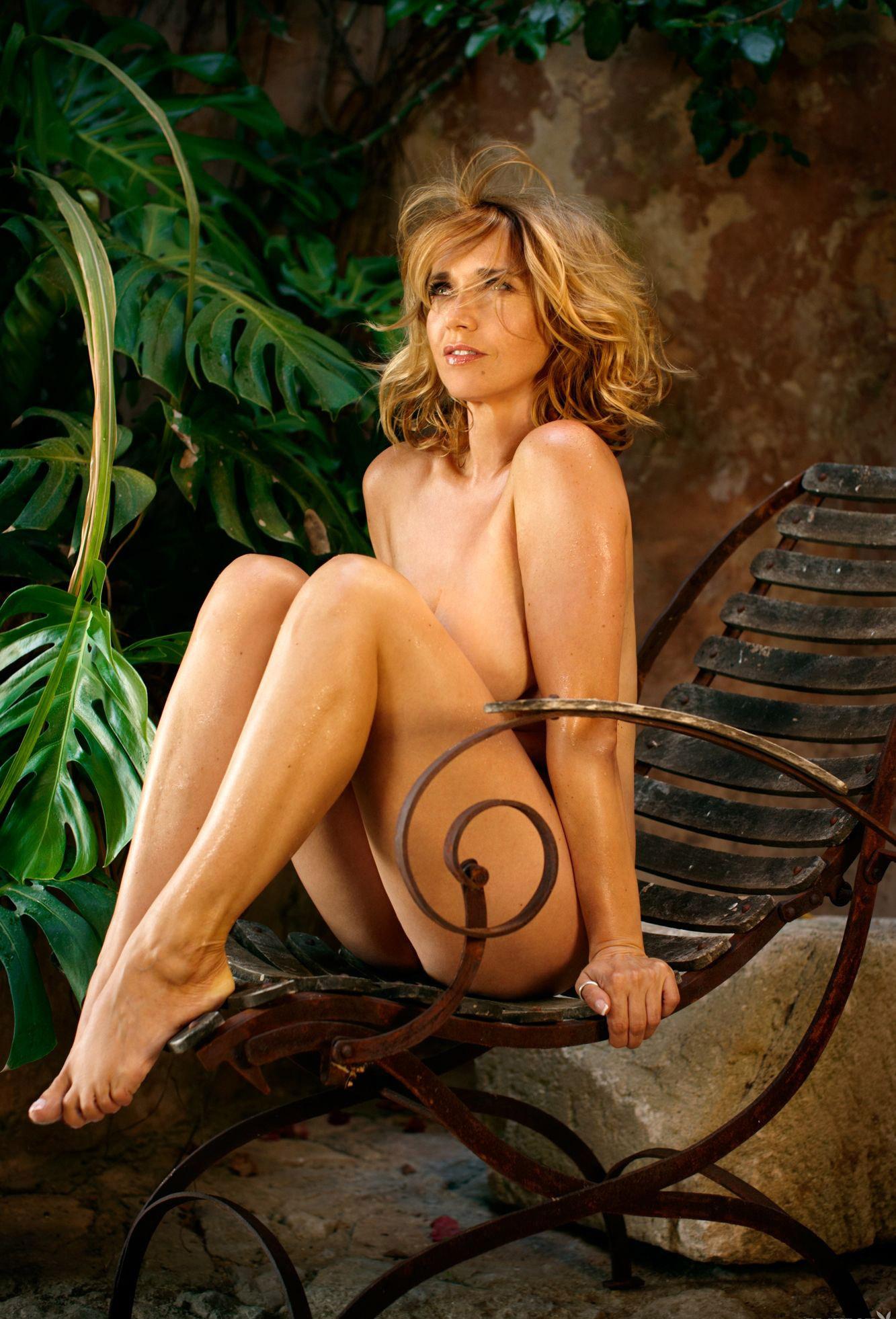 Tina Ruland Nackt. Foto - 5