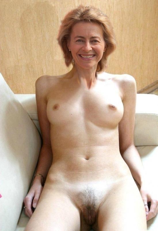 Nackt der  von Ursula Leyen Ursula Von