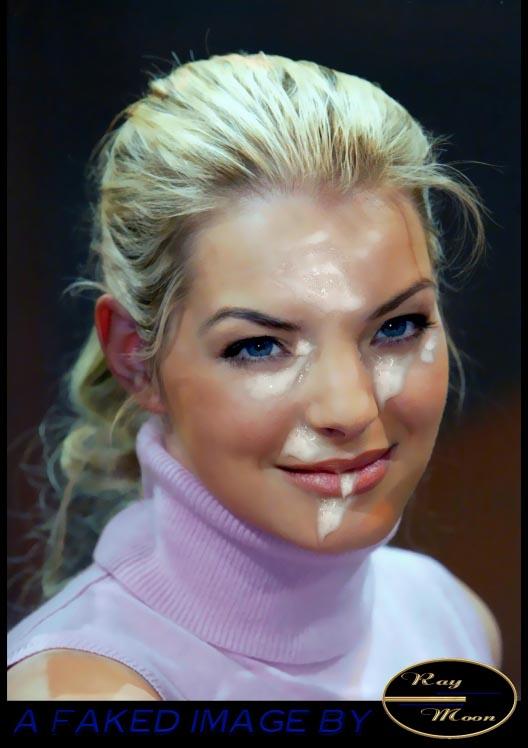 Yvonne Catterfeld Nackt. Foto - 10