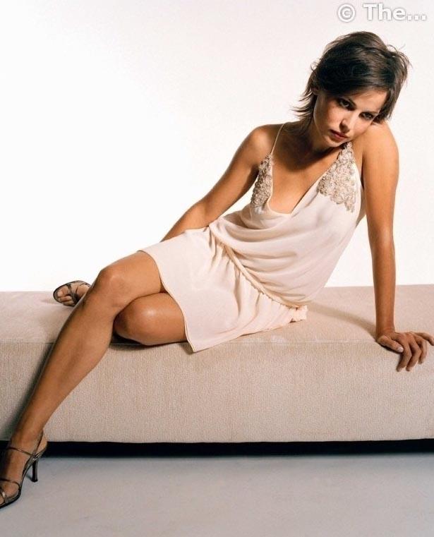 Elena Anaya: Desnuda y sin verguenza