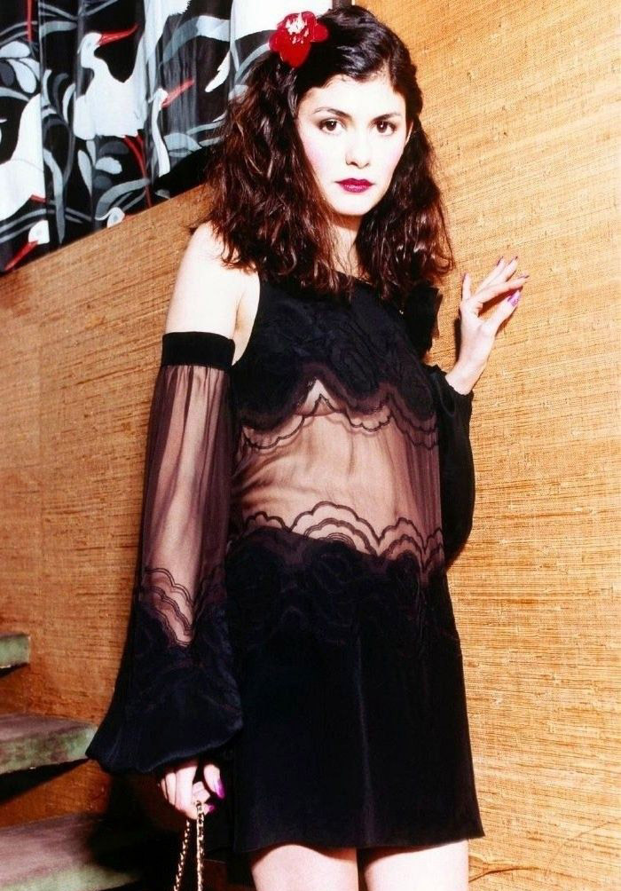 Audrey Tautou Nago. Zdjęcie - 11