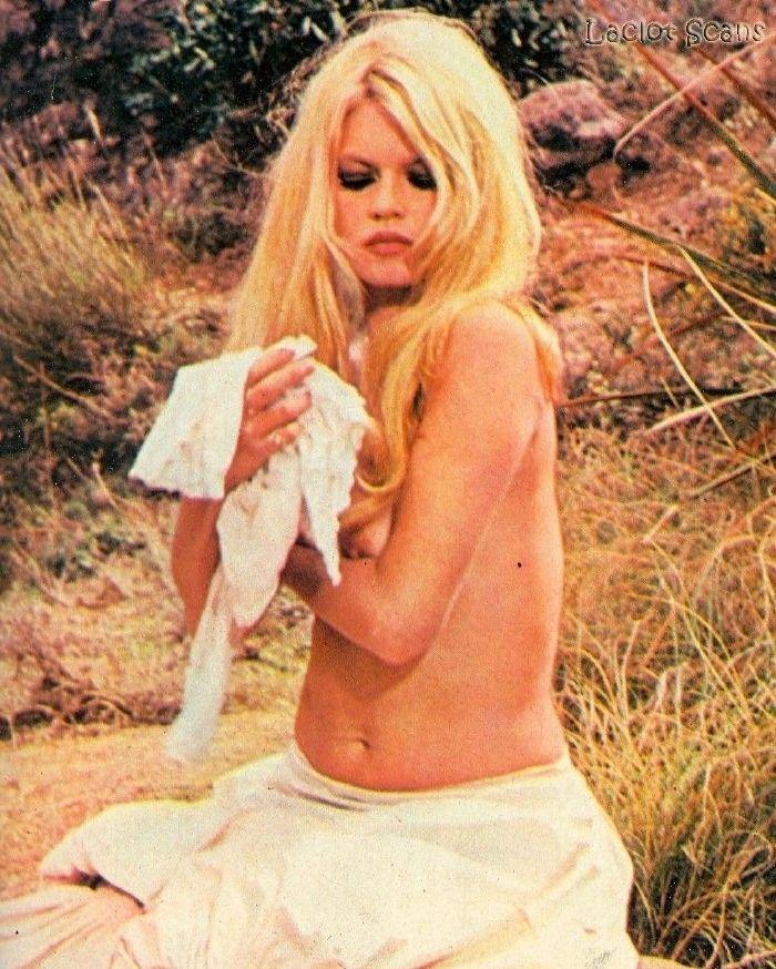 Brigitte Bardot Nackt. Foto - 10