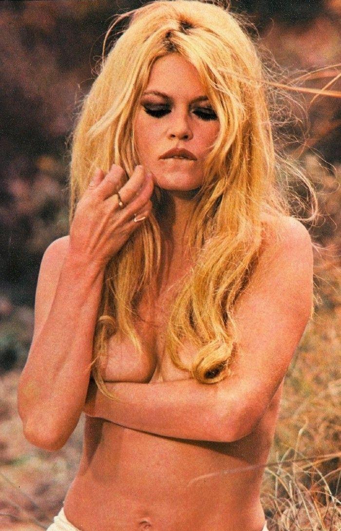 Brigitte Bardot Nackt. Foto - 12