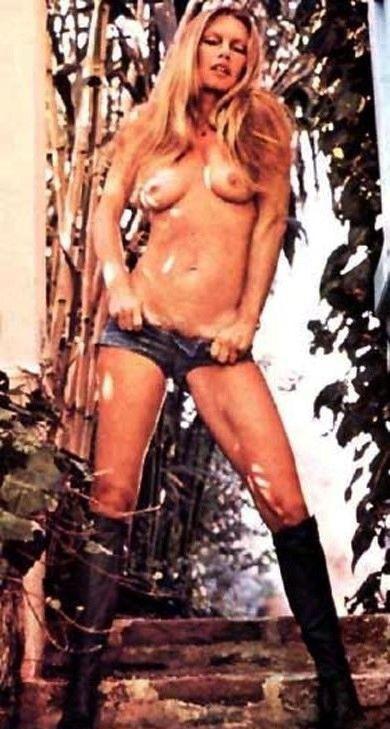 Brigitte Bardot Nackt. Foto - 14