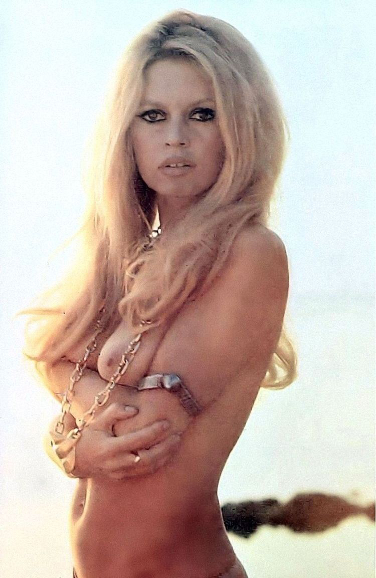 Brigitte Bardot Nackt. Foto - 17