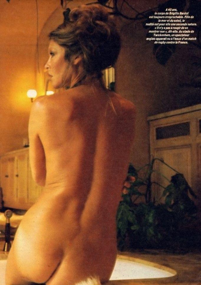 Brigitte Bardot Nackt. Foto - 18