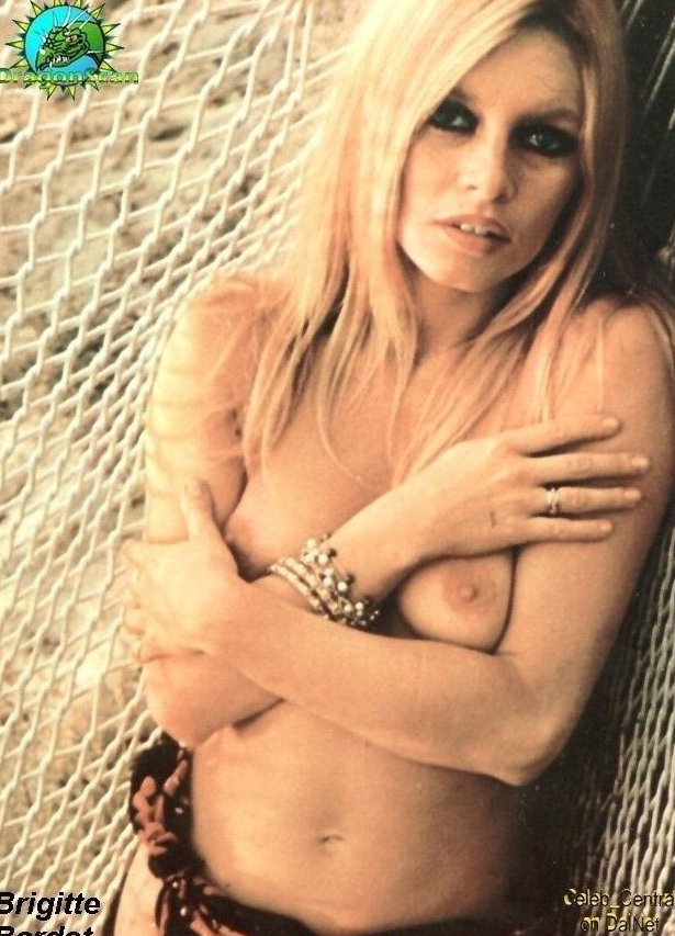 Brigitte Bardot Nackt. Foto - 22
