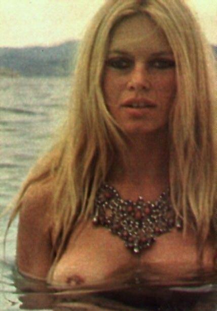 Brigitte Bardot Nackt. Foto - 24