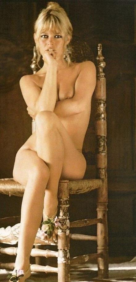 Brigitte Bardot Nackt. Foto - 29