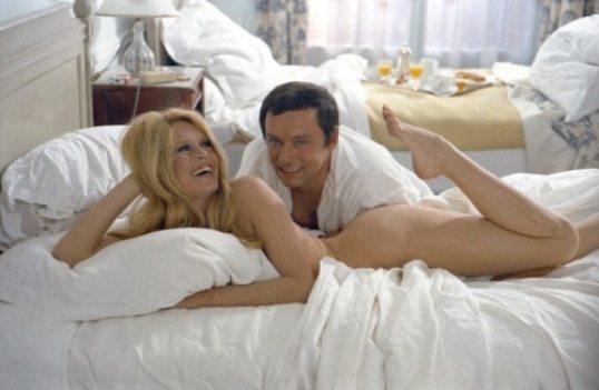 Brigitte Bardot Nackt. Foto - 32