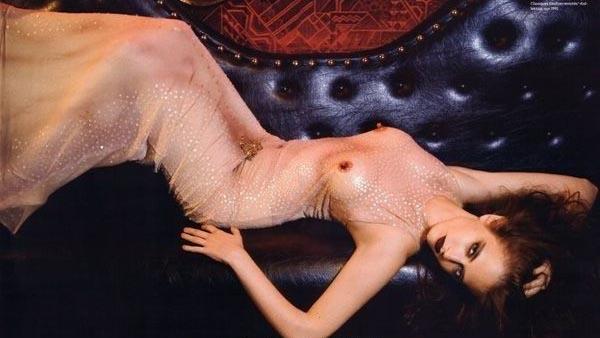 Eva Green Nackt. Foto - 1