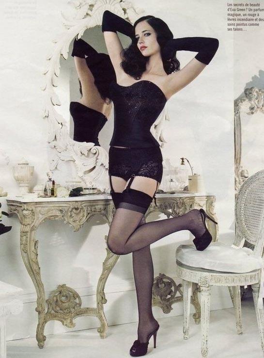 Eva Green Nackt. Foto - 8