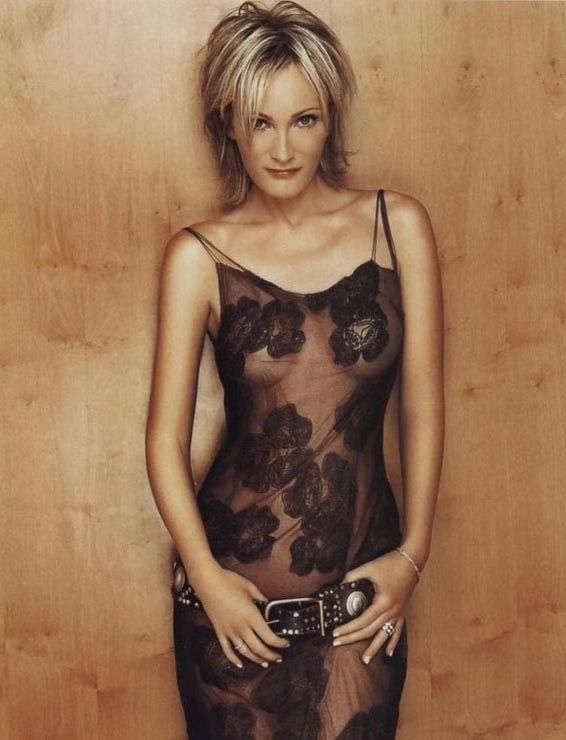 Патрисия Каас голая. Фото - 1