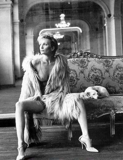 Патрисия Каас голая. Фото - 8