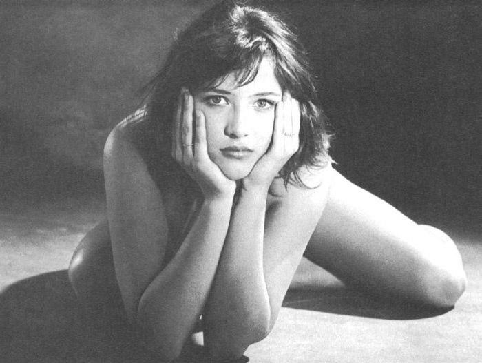 Sophie Marceau Nackt. Foto - 1