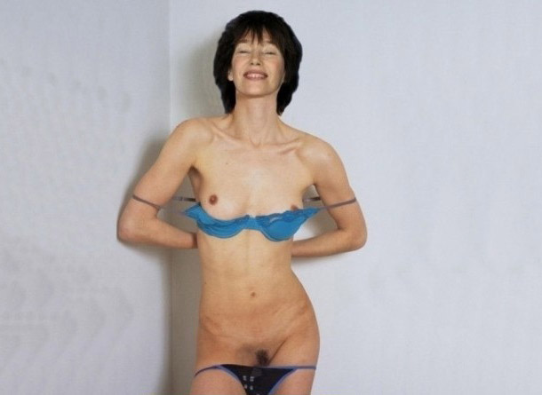 Jane Birkin Nude. Photo - 2