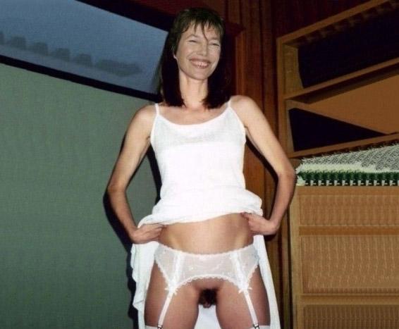 Jane Birkin Nude. Photo - 6