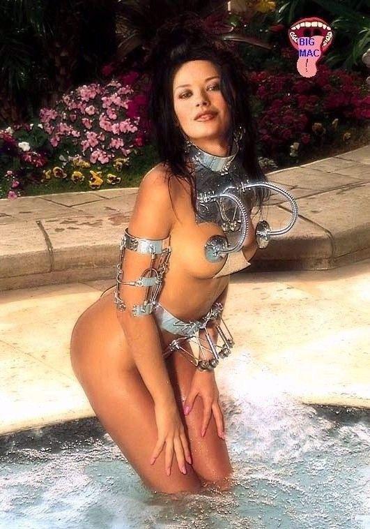 Catherine Zeta-Jones Nago. Zdjęcie - 101