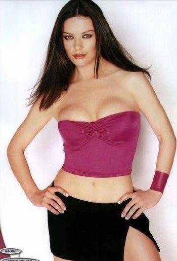 Catherine Zeta-Jones Nago. Zdjęcie - 11
