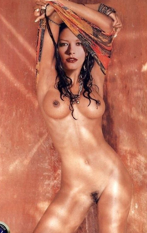 Catherine Zeta-Jones Nago. Zdjęcie - 113