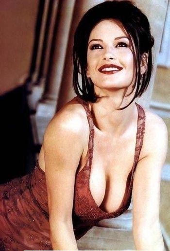 Catherine Zeta-Jones Nago. Zdjęcie - 12