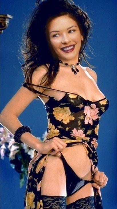 Catherine Zeta-Jones Nago. Zdjęcie - 122