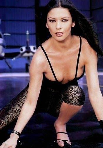 Catherine Zeta-Jones Nago. Zdjęcie - 13