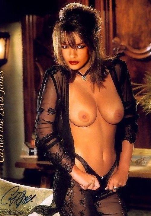 Catherine Zeta-Jones Nago. Zdjęcie - 134