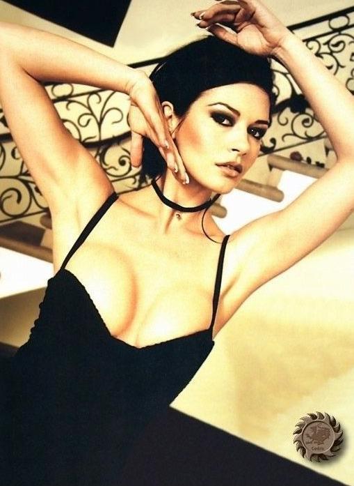 Catherine Zeta-Jones Nago. Zdjęcie - 140
