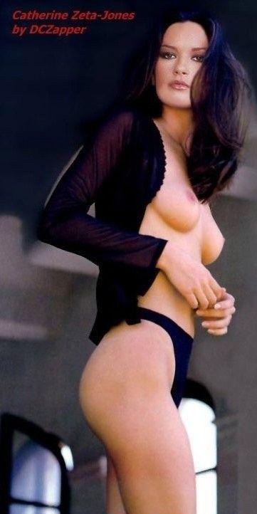 Catherine Zeta-Jones Nago. Zdjęcie - 142