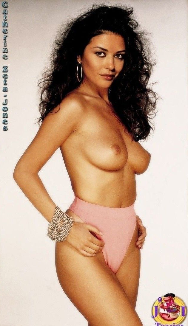 Catherine Zeta Jones Nackt
