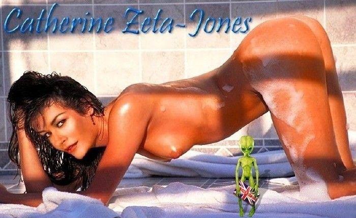 Catherine Zeta-Jones Nago. Zdjęcie - 147