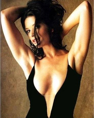 Catherine Zeta-Jones Nago. Zdjęcie - 15