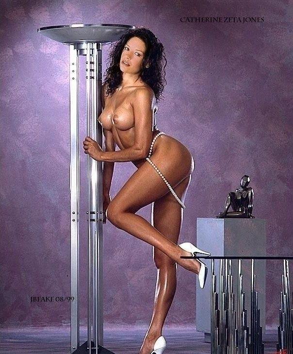 Кэтрин Зета-Джонс голая. Фото - 167