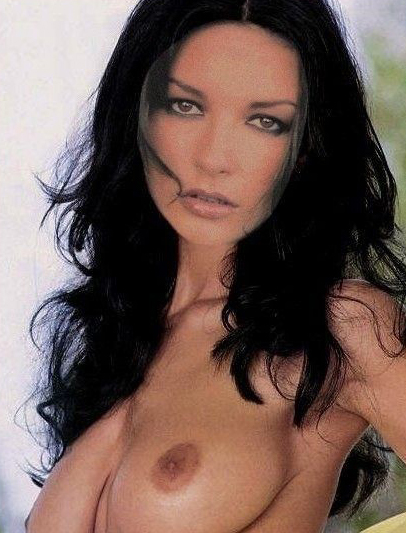 Кэтрин Зета-Джонс голая. Фото - 169