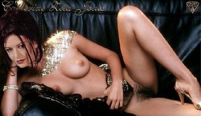 Кэтрин Зета-Джонс голая. Фото - 193
