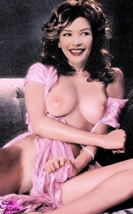 Кэтрин Зета-Джонс голая. Фото - 196