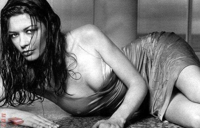 Catherine Zeta-Jones Nago. Zdjęcie - 2