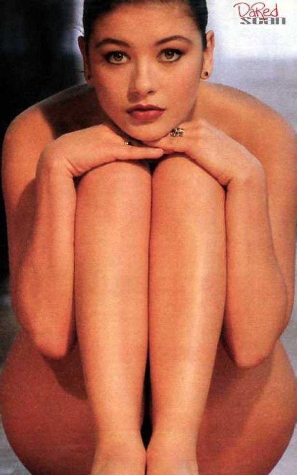 Catherine Zeta-Jones Nago. Zdjęcie - 20