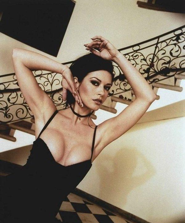 Catherine Zeta-Jones Nago. Zdjęcie - 21