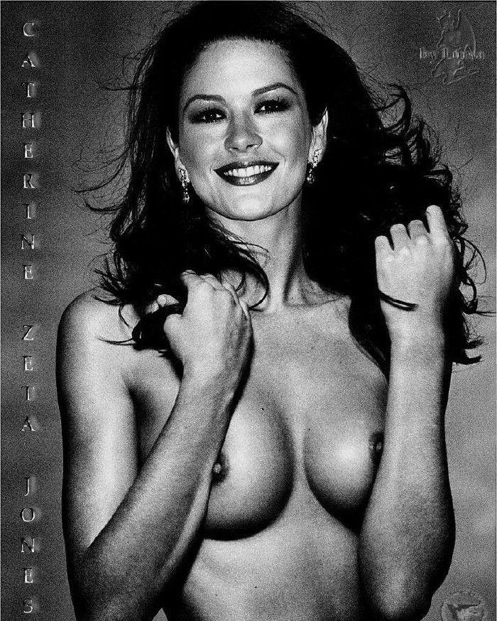 Catherine Zeta-Jones Nago. Zdjęcie - 33
