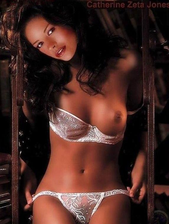 Catherine Zeta-Jones Nago. Zdjęcie - 35