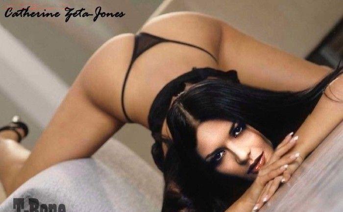 Catherine Zeta-Jones Nago. Zdjęcie - 38