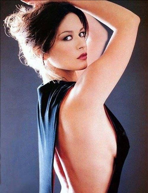 Catherine Zeta-Jones Nago. Zdjęcie - 4