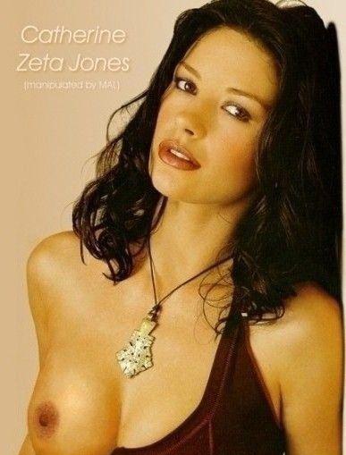 Catherine Zeta-Jones Nago. Zdjęcie - 43
