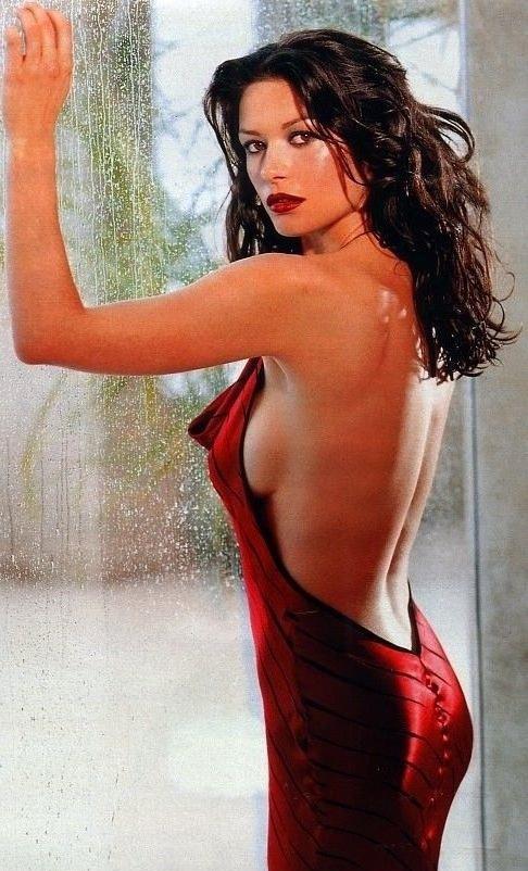 Catherine Zeta-Jones Nago. Zdjęcie - 5