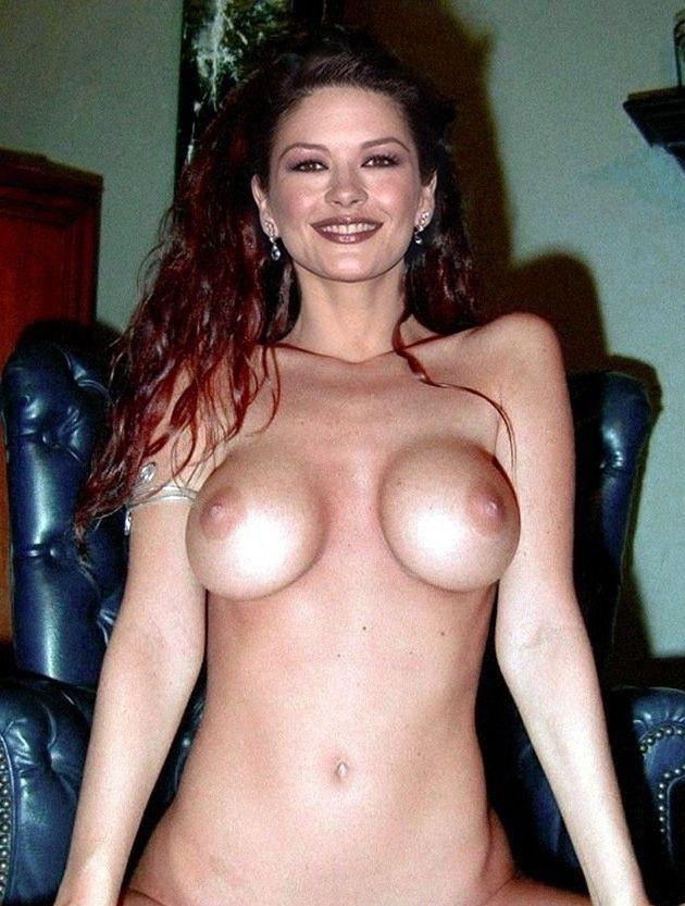 Catherine Zeta-Jones Nago. Zdjęcie - 52
